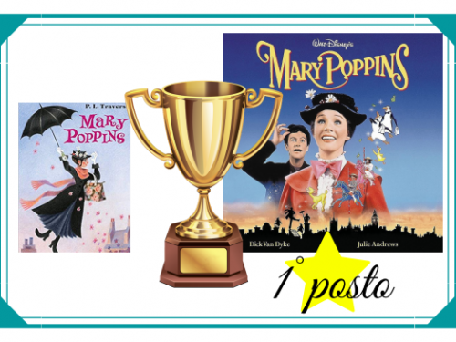 DAL LIBRO AL FILM: MARY POPPINS