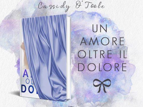 Cover REVEAL: UN AMORE OLTRE IL DOLORE