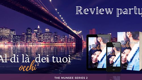 REVIEW PARTY: AL DI LÀ DEI TUOI OCCHI