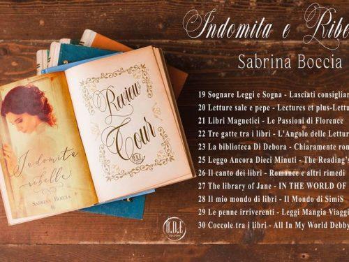REVIEW PARTY INDOMITA E RIBELLE