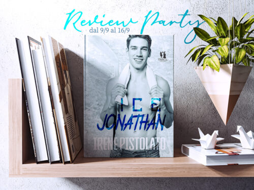 REVIEW PARTY: JONATHAN – ICE (vol.2)