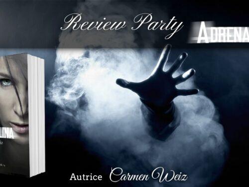 REVIEW PARTY: ADRENALINA